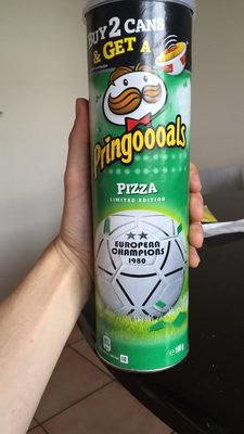 Pringoooals : Pizza (Limited edition)