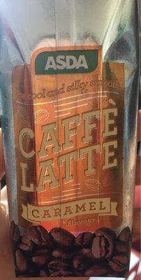 Caffe latte caramel flavour