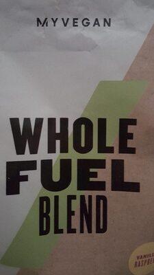 Whole fuel blend