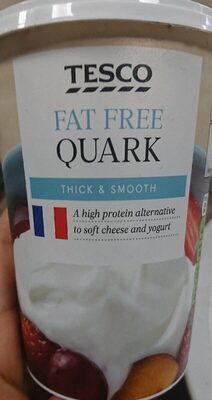 Fat free quark