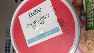 Strawberry quark