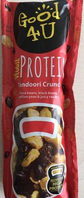 Veggie Protein Tandoori Crunch