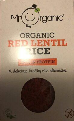 Red Lentil rice