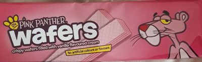 Pink panther wafers