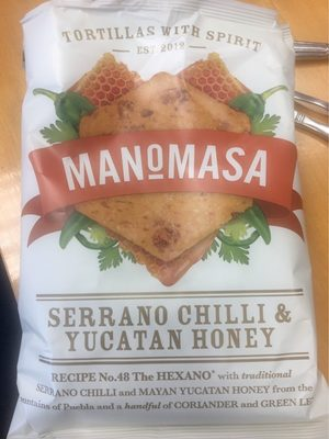 Serrano chili & yucatan honey
