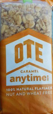 Caramel anytime bar