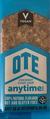 Anytime Coconut Choc Chip
