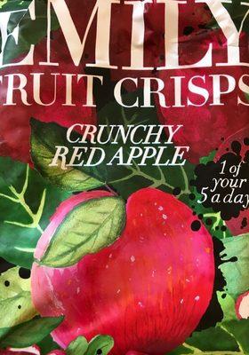 Crunchy Red Apple