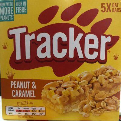 Tracker Peanut & Caramel
