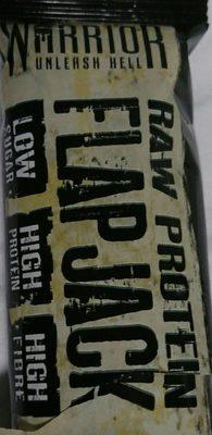 Raw Protein Flap Jack