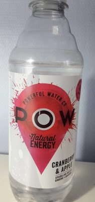 Pow Cranberry and Apple