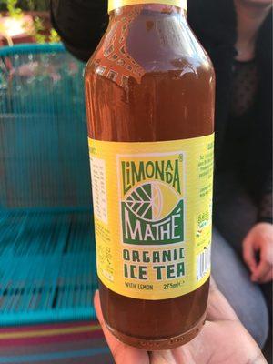 Organic Ice Tea