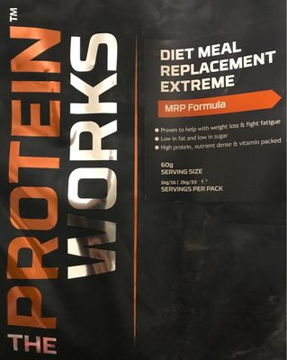 Diet Meal Replacement Extreme - Chocolat Silk