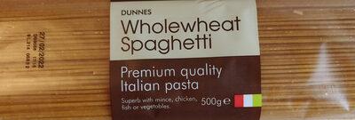 Wholewheat Spaghetti