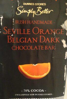 Orange Belgian Dark Chocolate