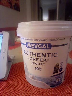Griechisches Naturjoghurt 10%