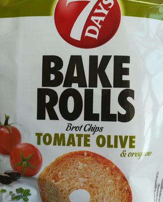Bake Rolls Tomate Olive