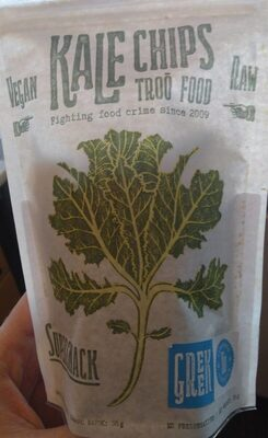 Vegan Kale Chips