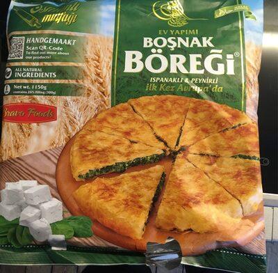 Bosnak böregi