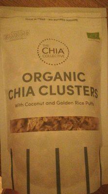Organic chia clusters