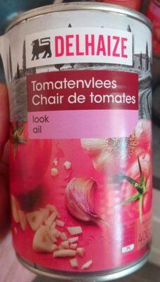 Chair de tomate à l ail