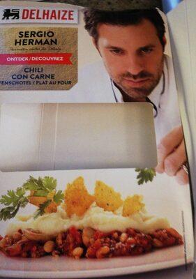 Sergio Herman Chilli Con Carne