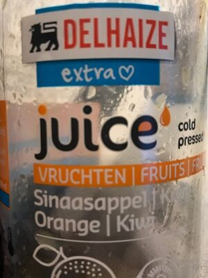 Delhaize extra Juice
