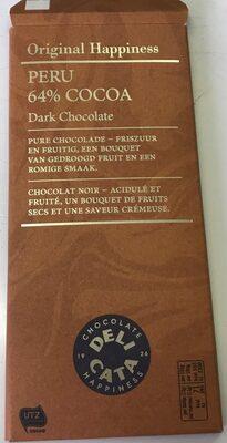 Peru 64% Cocoa