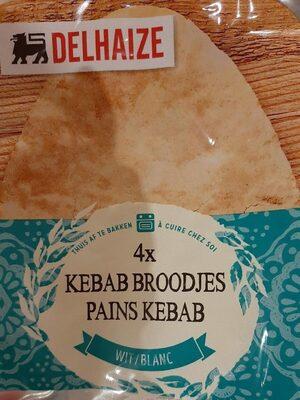 Pains kebab