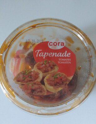 Tapenade tomates