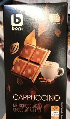 Cappucino chocolat au lait