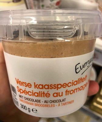 Spécialité au fromage frais