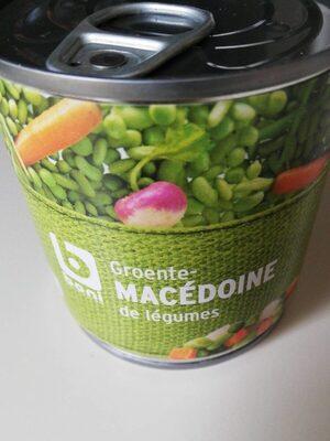 Macédoine de légumes BONI