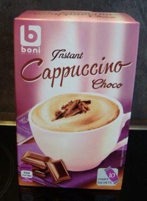 Instant Cappuccino Choco