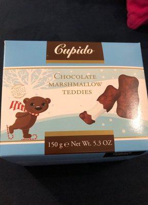 Chocolate Marshallow Teddies