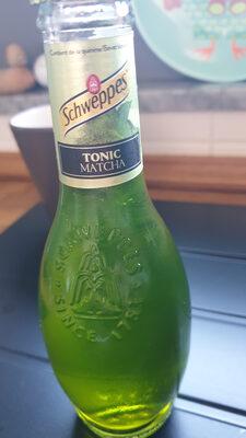 Schweppes tonic matcha