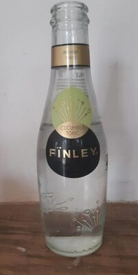 Finley cucumber tonic