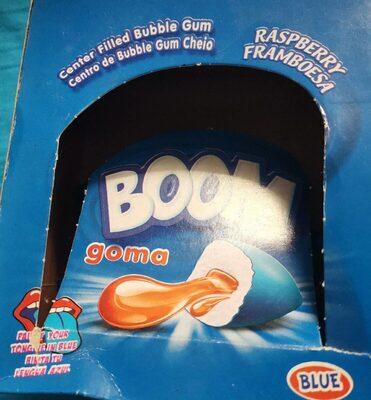 Boom goma framboise