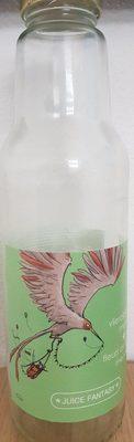 boisson aux fleurs de sureau à la menthe