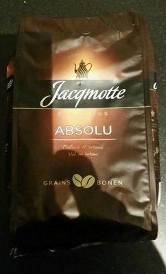 Grains café absolu