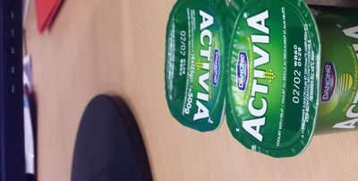 Activia au Bifidus ActiRegularis et aux fruits