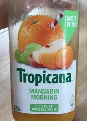 Mandarin morning