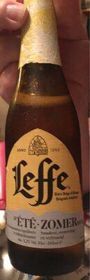 Bière Leffe d'été zomerbier