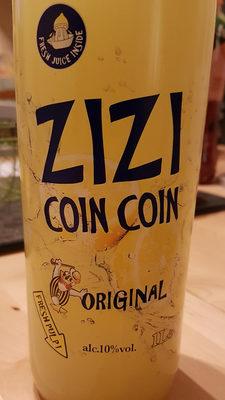 ZiZi coin coin