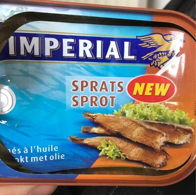 Imperial sprats sprot