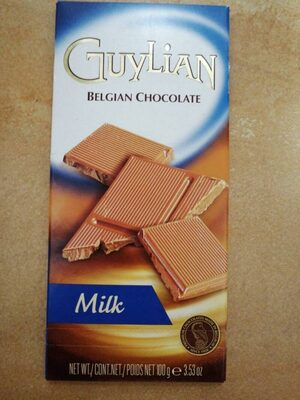 Guylian Belgian Milk Chocolate Bar