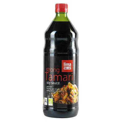Strong Tamari soy sauce