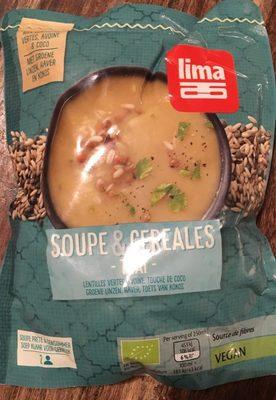 Soupe & Cereales Thaï