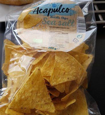 Acapulco tortilla chips sea salt