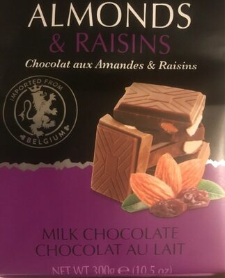 Almonds & Raisins